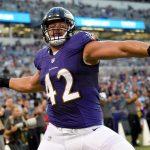 Ravens extienden a Patrick Ricard