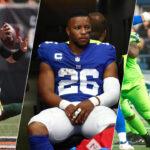 NOTICIERO NFL – Burrow termina en hospital, Barkley con esguince y más
