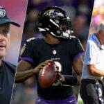 NOTICIERO NFL – Gruden renuncia, partidazo de Lamar pasando y más